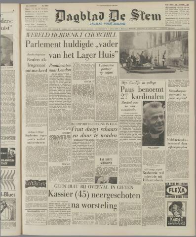 de Stem 1965-01-26