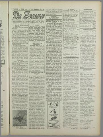 De Zeeuw. Christelijk-historisch nieuwsblad voor Zeeland 1943-06-25