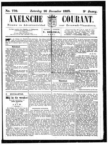 Axelsche Courant 1893-12-16