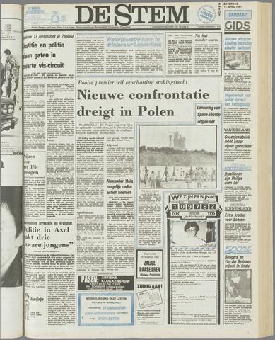 de Stem 1981-04-11