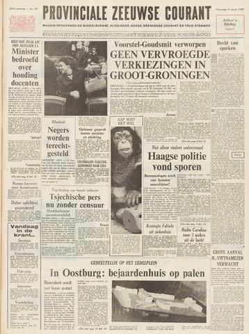 Provinciale Zeeuwse Courant 1968-03-06