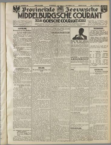 Middelburgsche Courant 1937-12-08