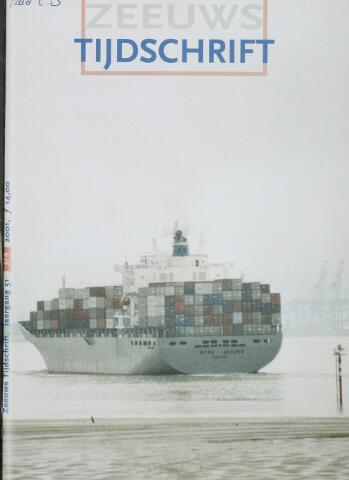 Zeeuws Tijdschrift 2001-06-01