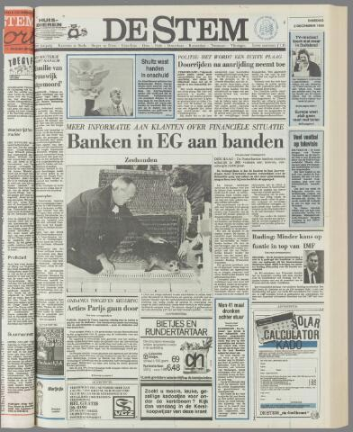 de Stem 1986-12-09