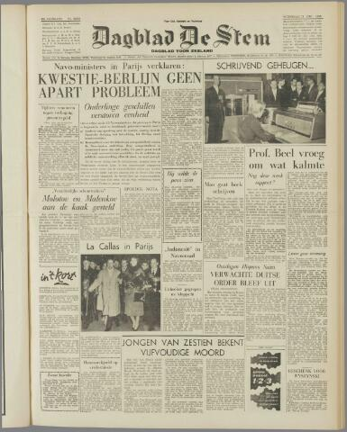 de Stem 1958-12-17