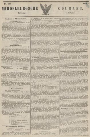 Middelburgsche Courant 1851-10-11