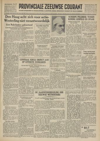 Provinciale Zeeuwse Courant 1950-01-26