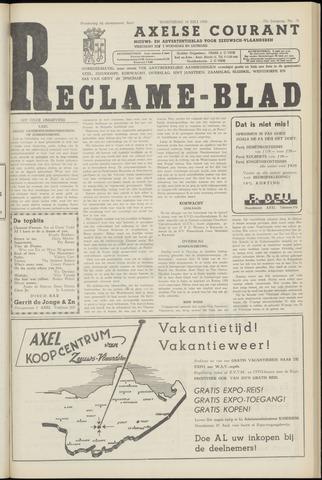 Axelsche Courant 1958-07-16