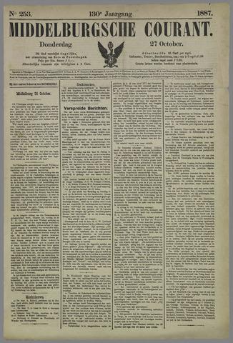 Middelburgsche Courant 1887-10-27