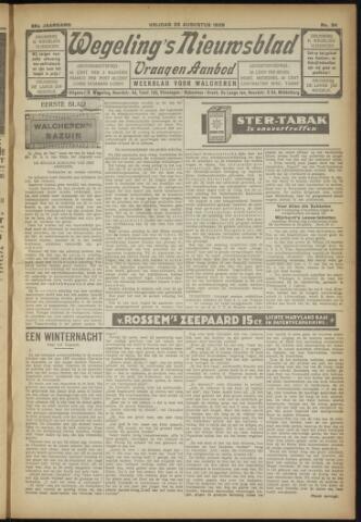 Zeeuwsch Nieuwsblad/Wegeling's Nieuwsblad 1929-08-23