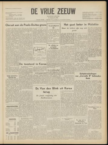 de Vrije Zeeuw 1953-07-06