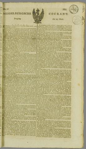 Middelburgsche Courant 1817-03-25