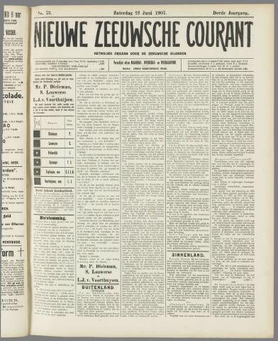 Nieuwe Zeeuwsche Courant 1907-06-22