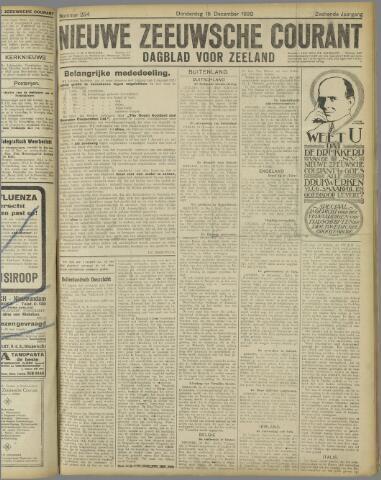 Nieuwe Zeeuwsche Courant 1920-12-16