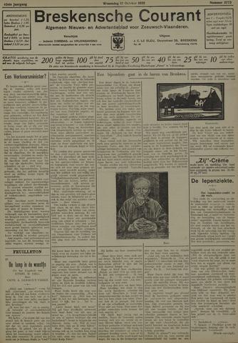 Breskensche Courant 1932-10-12