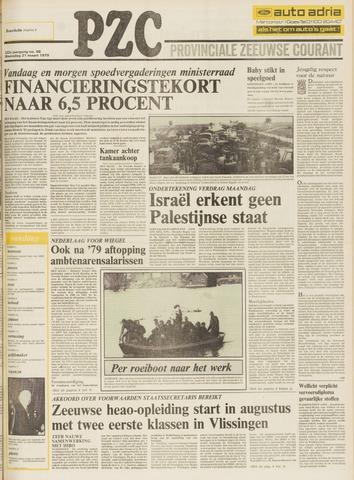Provinciale Zeeuwse Courant 1979-03-21