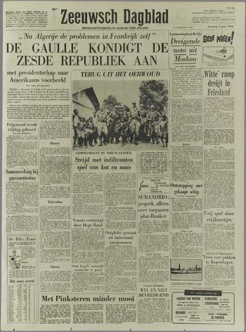 Zeeuwsch Dagblad 1962-06-09