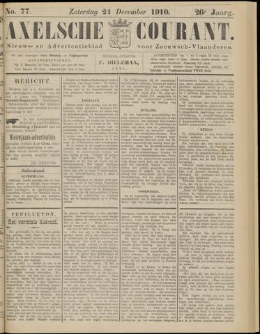 Axelsche Courant 1910-12-24
