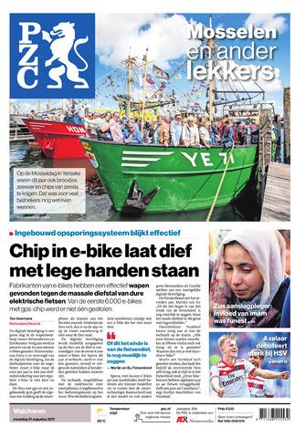 Provinciale Zeeuwse Courant 2017-08-21