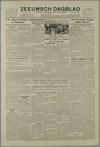 Zeeuwsch Dagblad 1948-05-07