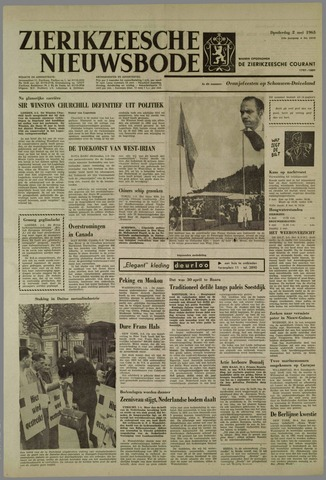 Zierikzeesche Nieuwsbode 1963-05-02