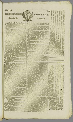 Middelburgsche Courant 1810-10-27