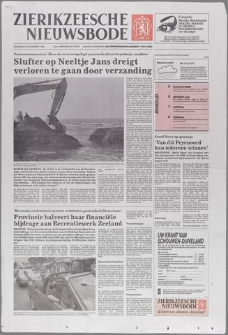 Zierikzeesche Nieuwsbode 1995-11-20