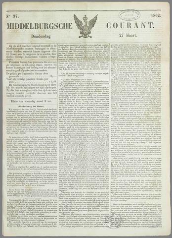 Middelburgsche Courant 1862-03-27