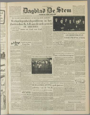 de Stem 1953-12-11
