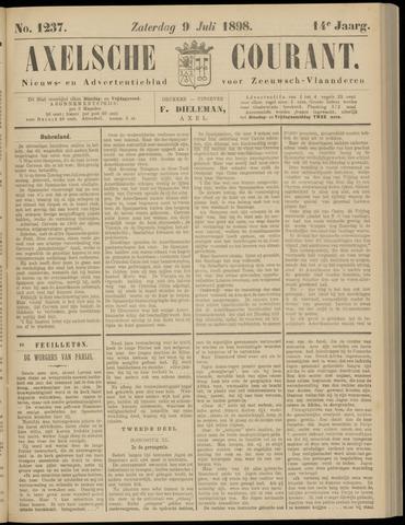 Axelsche Courant 1898-07-09