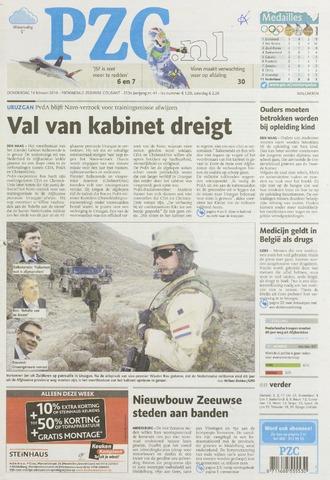 Provinciale Zeeuwse Courant 2010-02-18