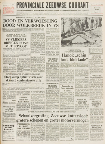 Provinciale Zeeuwse Courant 1972-06-12