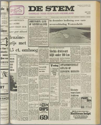 de Stem 1973-11-22