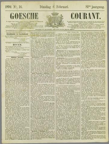 Goessche Courant 1894-02-06