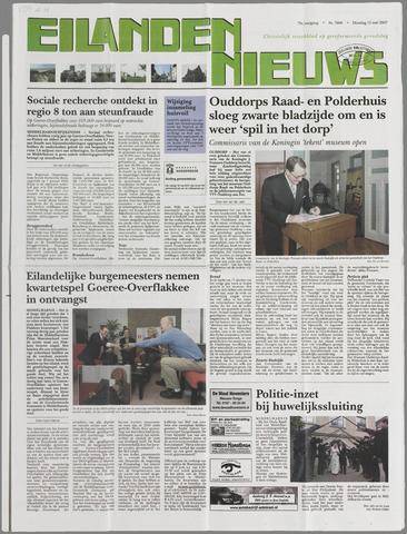 Eilanden-nieuws. Christelijk streekblad op gereformeerde grondslag 2007-05-15
