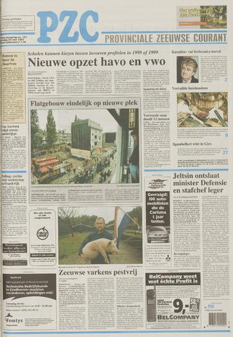 Provinciale Zeeuwse Courant 1997-05-23