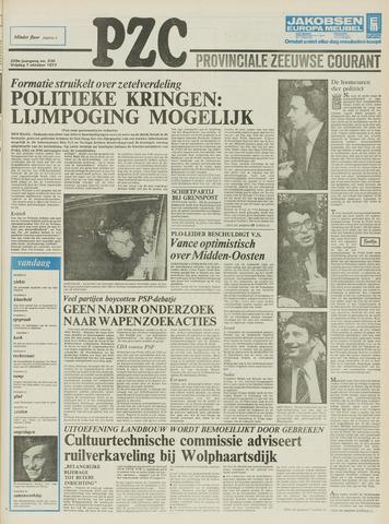 Provinciale Zeeuwse Courant 1977-10-07