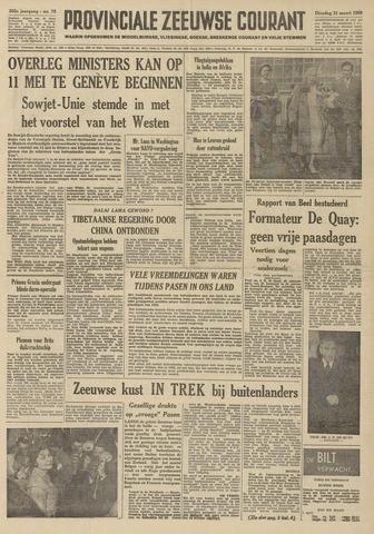 Provinciale Zeeuwse Courant 1959-03-31