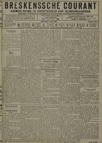Breskensche Courant 1929-04-17