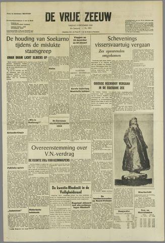 de Vrije Zeeuw 1966-12-09