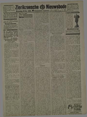 Zierikzeesche Nieuwsbode 1925-12-16