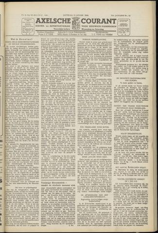 Axelsche Courant 1949-01-22
