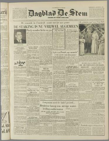 de Stem 1953-08-12