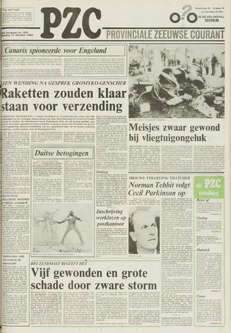 Provinciale Zeeuwse Courant 1983-10-17