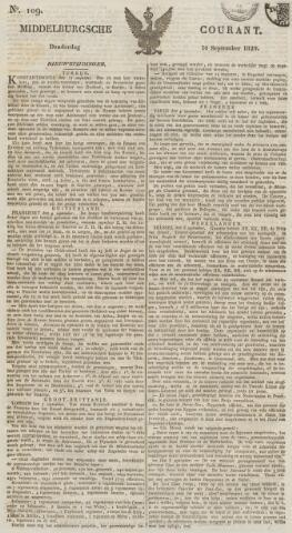 Middelburgsche Courant 1829-09-10