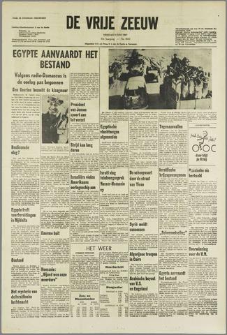 de Vrije Zeeuw 1967-06-09
