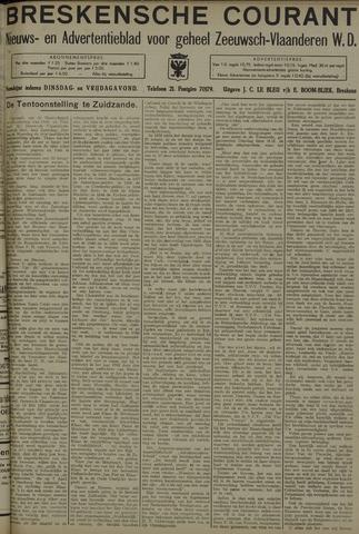 Breskensche Courant 1934-09-25