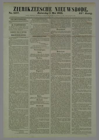 Zierikzeesche Nieuwsbode 1888-05-05