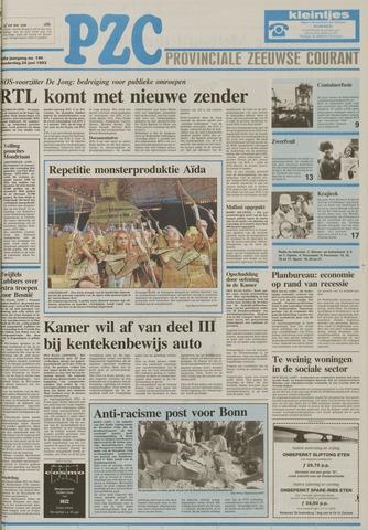 Provinciale Zeeuwse Courant 1993-06-24