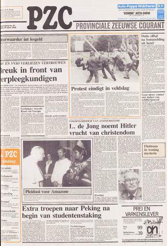 Provinciale Zeeuwse Courant 1989-04-25